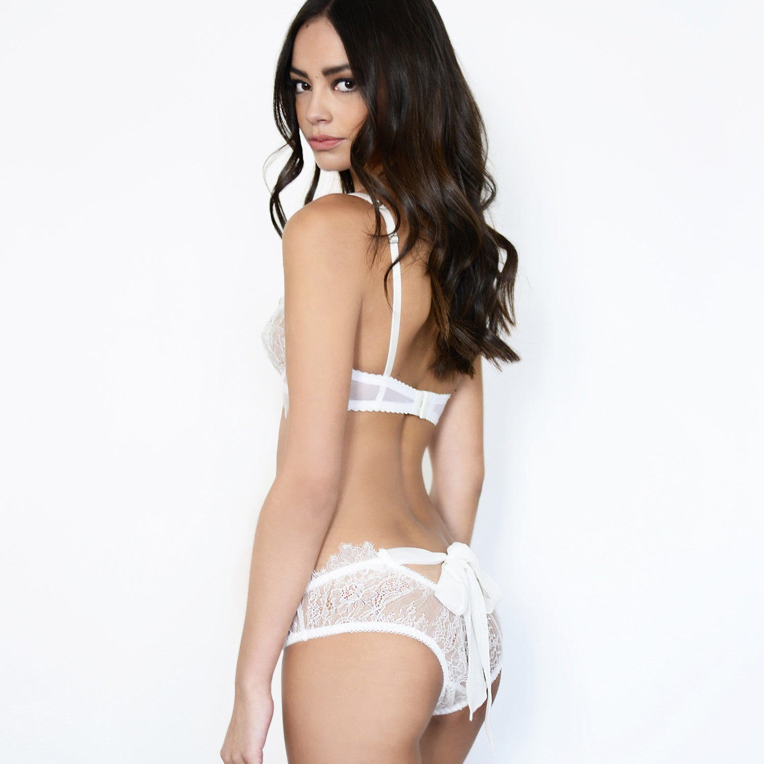 Trousseau Eternity Bow Knicker