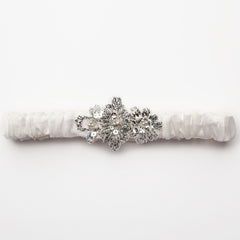 ENCHANTED BRIDAL GARTER