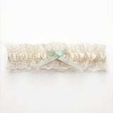 TRUE LOVE BRIDAL GARTER