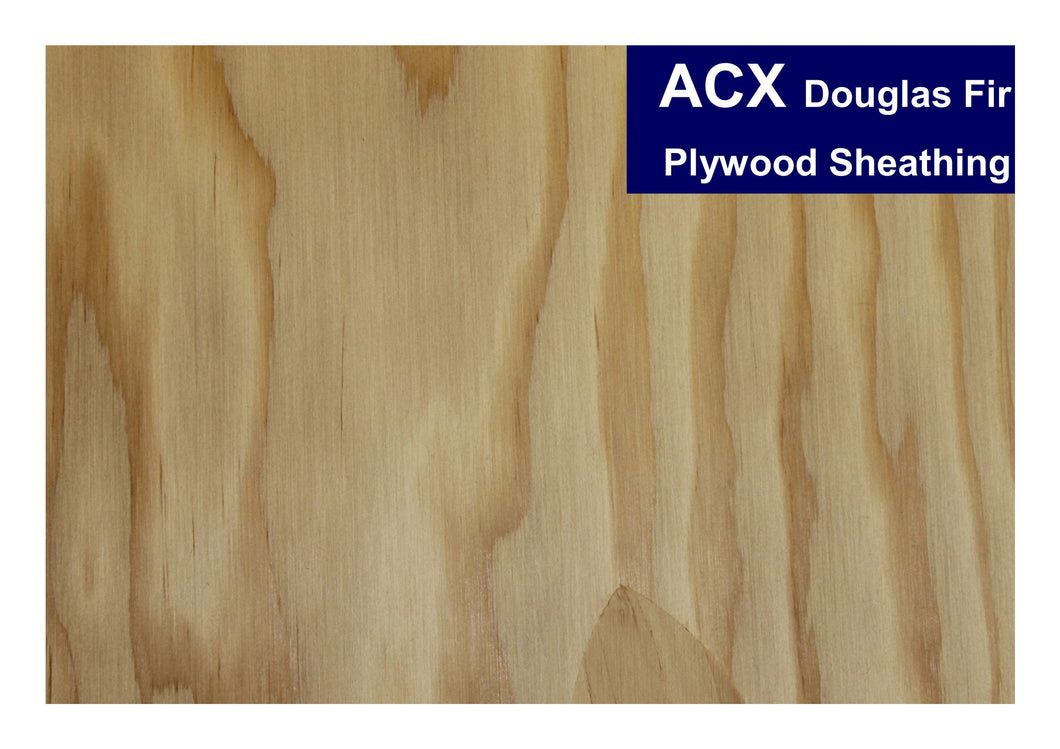 ACX Plywood Sheathing