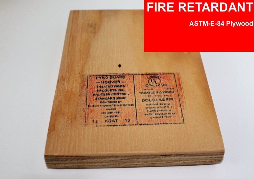 Fire Retardant Plywood
