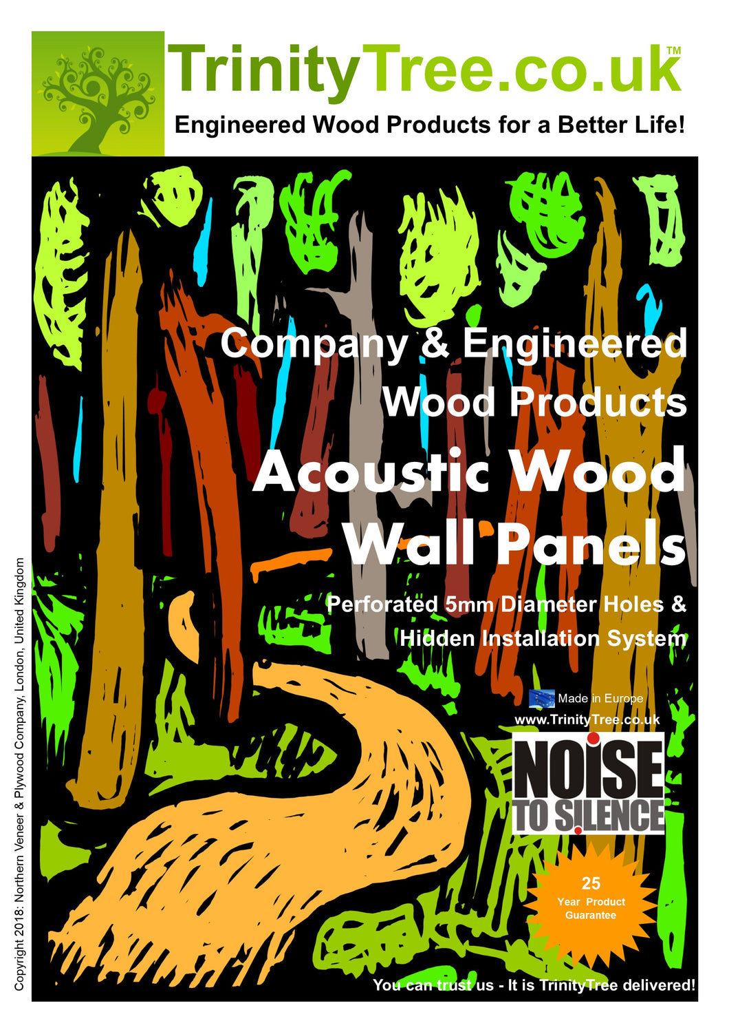Acoustic Wood Panel Catalogue