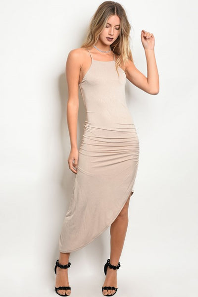 Stephanie Asymmetric Dress
