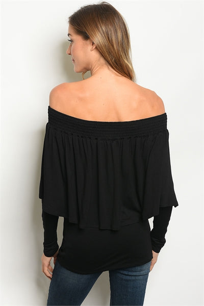 Gina Off Shoulder Top / Tunic