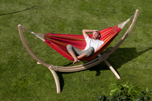 THE BENEFITS OF HAMMOCKS!