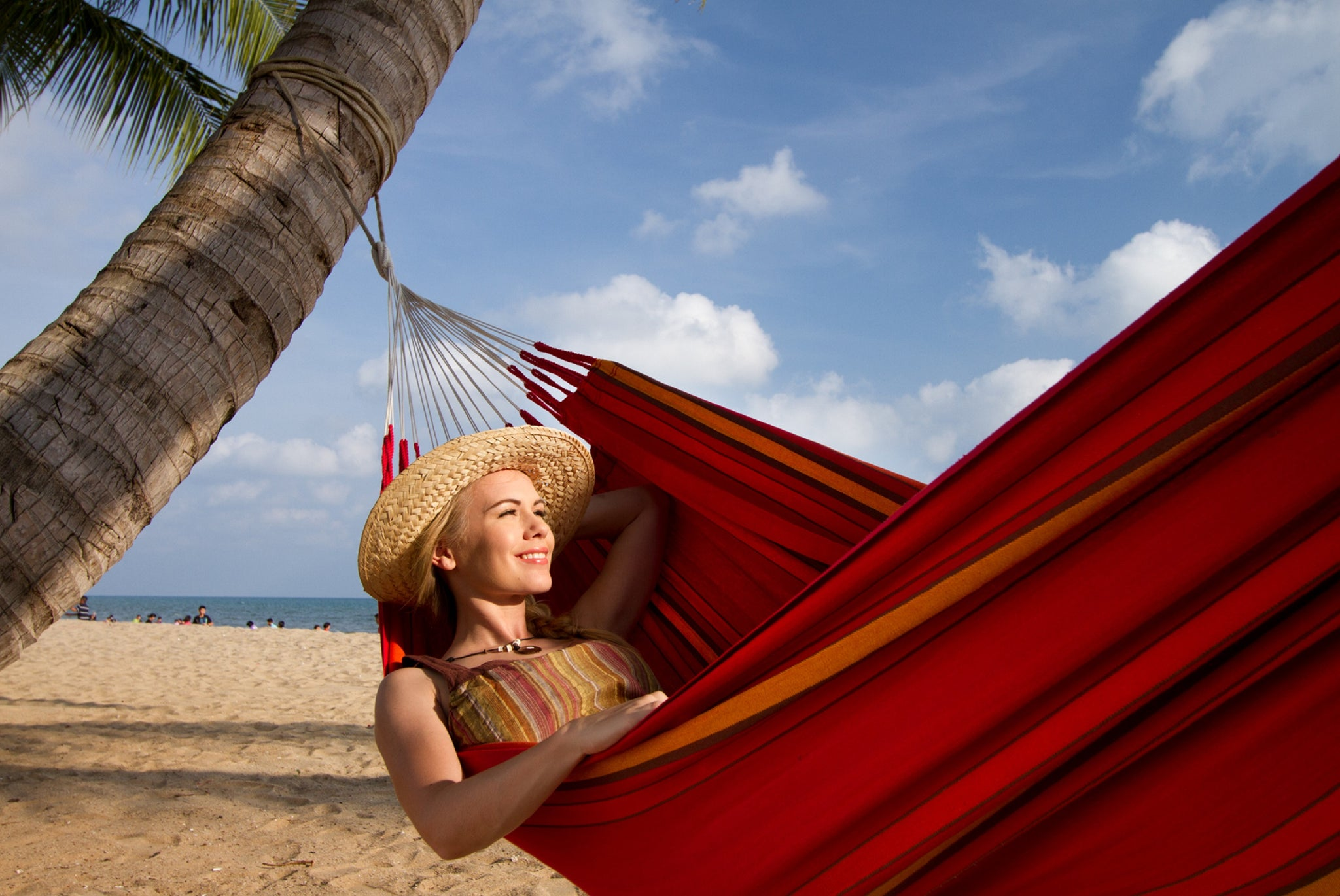 HANG IN A HAMMOCK FOR BETTER MENTAL HEALTH