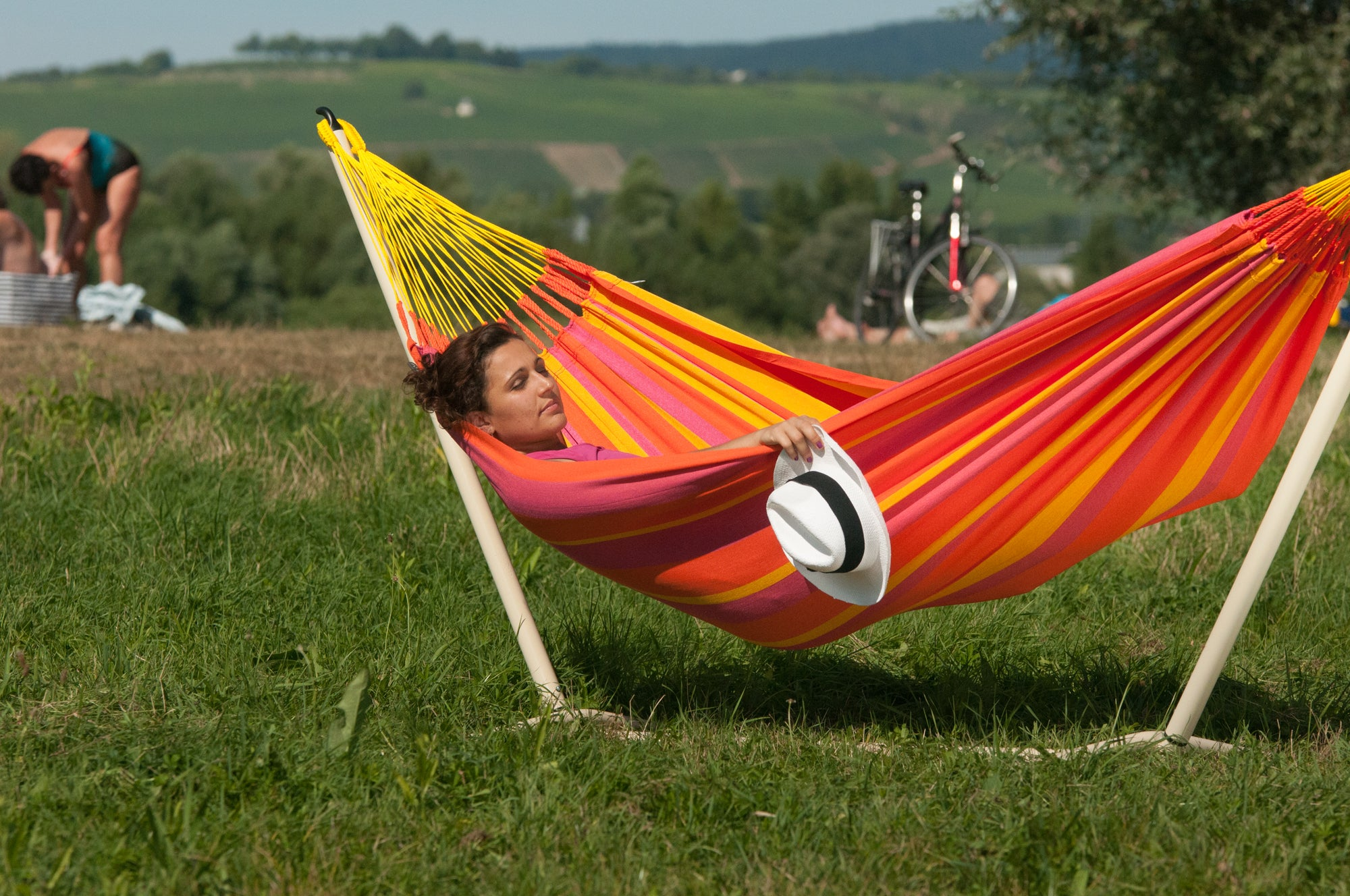THE IMPACT OF HAMMOCK ON POSTURE