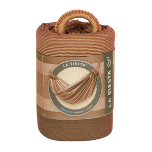 La Siesta Double Hammock Brown packaging