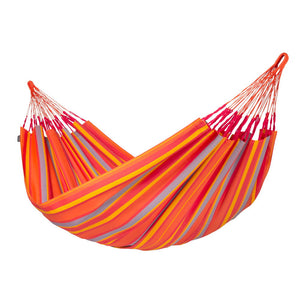 Double Hammock Brisa Toucan Orange