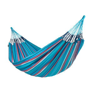 Kingsize Classic Hammock Brisa Wave Blue and Purple