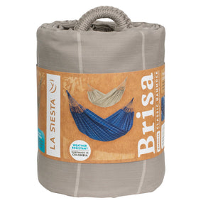 La Siesta Double Hammock almond packaging