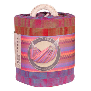 La Siesta Double Hammock purple packaging