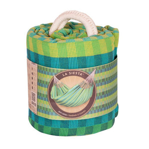 La Siesta Double Hammock green packaging