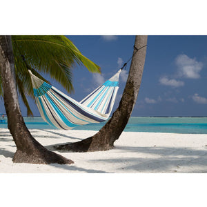 La Siesta Single Classic Hammock Blue