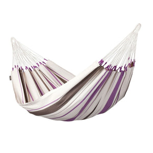 Single Classic Hammock Caribeña Purple