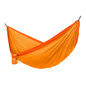 Single Travel Hammock Colibri 3.0 Sunrise orange