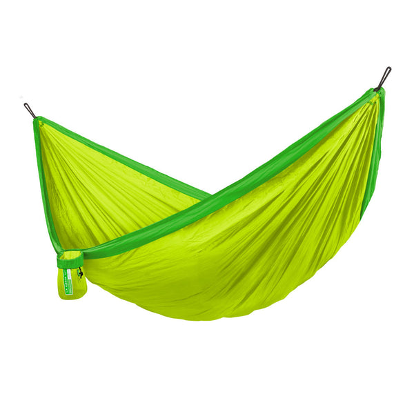 Single Travel Hammock Colibri 3.0 Palm green