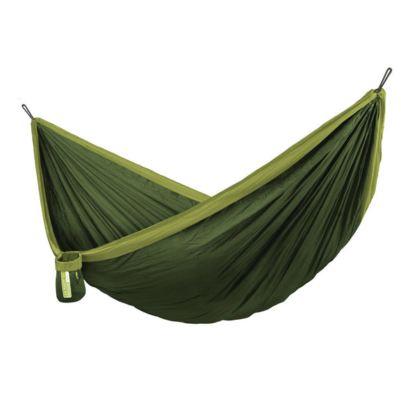 Single Travel Hammock Colibri 3.0 Forest dark green