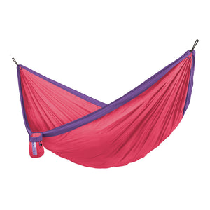 Single Travel Hammock Colibri 3.0 Passionflower pink