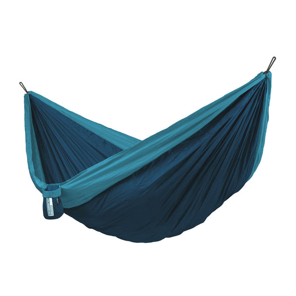 Double Travel Hammock Colibri 3.0 River Blue