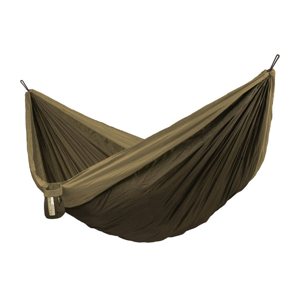 Double Travel Hammock Colibri 3.0 Canyon Brown