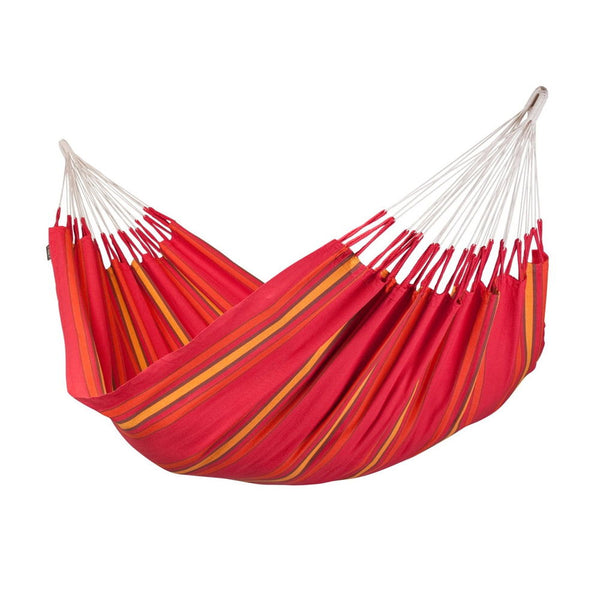Double Hammock Currambera Cherry Red