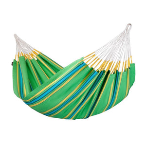 Double Hammock Currambera Kiwi Green