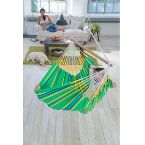 La Siesta Lounger Hammock Chair green