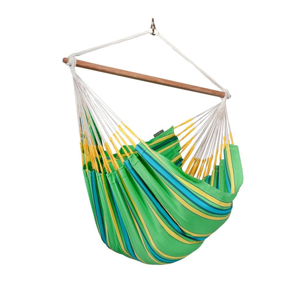 Lounger Hammock Chair Currambera Kiwi Green