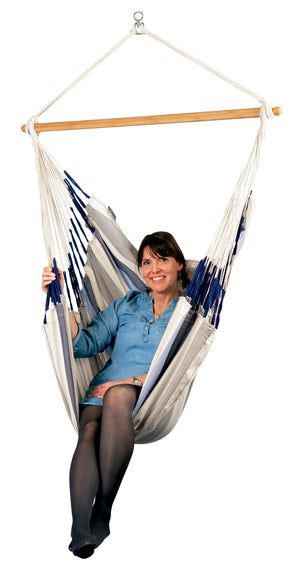 Comfort Hammock Chair Domingo Sea Salt