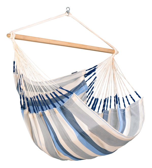 Kingsize Hammock Chair Domingo Sea Salt