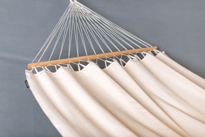 Double Spreader Bar Hammock Florencia Latte