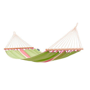 Single Spreader Bar Hammock Fruta Kiwi Green