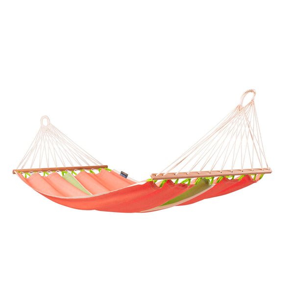 Single Spreader Bar Hammock Fruta Mango orange
