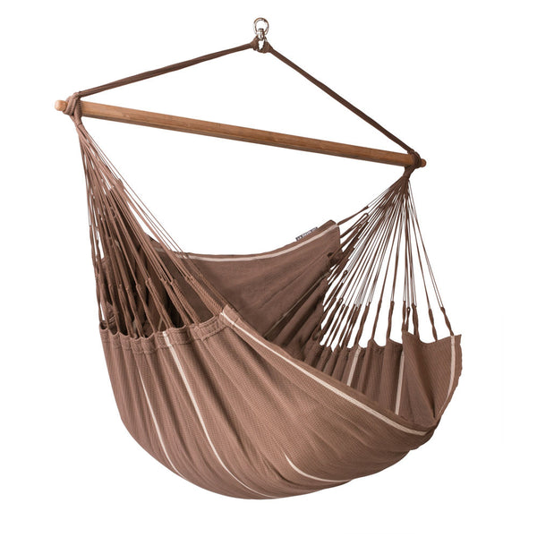 Lounger Hammock Chair Habana Chocolate brown