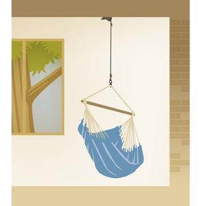 La Siesta Home Rope for Hammock chair