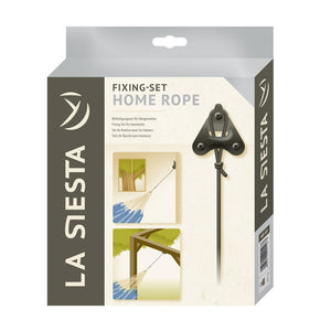La Siesta Home Rope for Hammock packaging