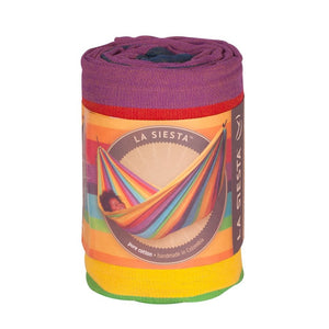 La Siesta Kids Hammock Multicolour packaging