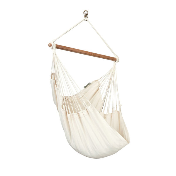 Hammock Chair Modesta Latte white