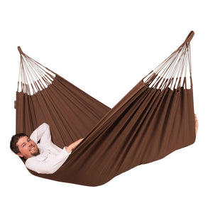 La Siesta Single Classic Hammock Brown