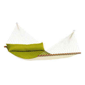 Kingsize Spreader Bar Hammock Alabama Avocado Green