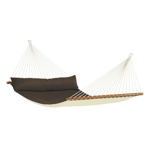Kingsize Spreader Bar Hammock Alabama Arabica brown