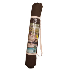 La Siesta Kingsize Spreader Bar Hammock brown packaging