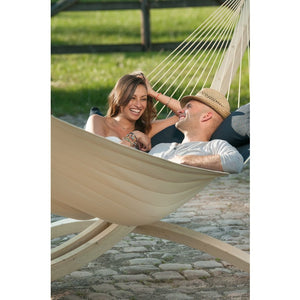Kingsize Spreader Bar Hammock Alabama Navy Blue