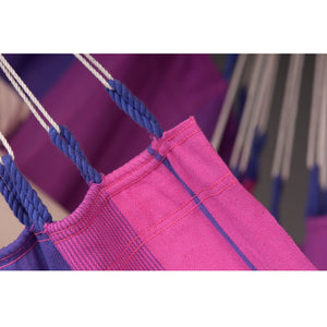La Siesta Hammock Chair Purple Detail