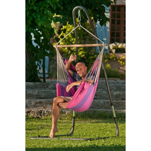 La Siesta Mediterráneo Stand for Hammock Chairs Anthracite