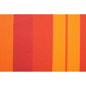 La Siesta Single Classic Hammock orange detail