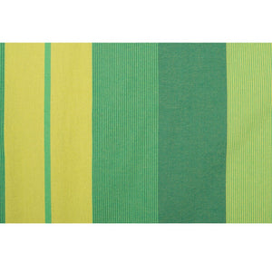 La Siesta Single Classic Hammock green detail