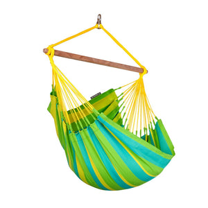 hammock Chair Sonrisa Lime Green