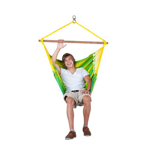 La Siesta Hammock Chair green